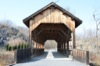 Trout Creek Covered Bridge on the Slate Heritage Trail