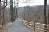 The Slate Heritage Trail. Perfect for walking, running, or biking!